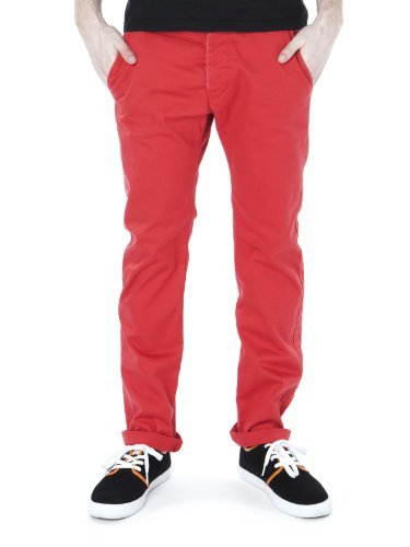 dr-denim-donk-chino-hose-red-red-31-32