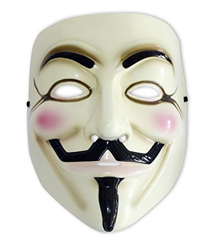 Guy Fawkes Anonymous aus Kuns ()