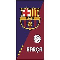Confort Home M.T TOALLA DE PLAYA FC BARCELONA 100% ALGODÓN 70X140CM. VARIOS  MODELOS DIFERENTES a2895dd9c54