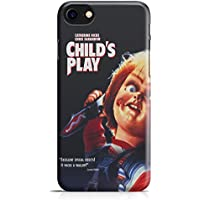 Cover Custodia Protettiva Case La Bambola Assassina Child's Play Horror Film Cult Copertina Chuky Movie per Iphone 7 - Iphone 7 Plus -Iphone 8 - Iphone 8 Plus - Iphone X