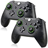 EEEKit Wireless Pro Gaming Controller Gamepad Joypad Remote for Nintendo Switch Console (2-pack
