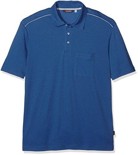 Schneider Sportswear Herren Poloshirt Mathis Indigo