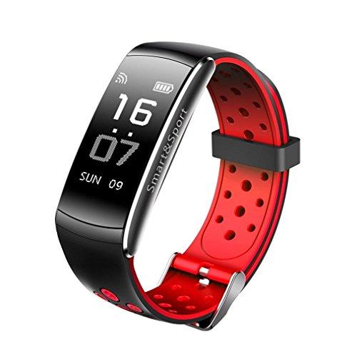 Btruely Pulsera Actividad Inteligente Impermeable, Fitness Tracker Actividad Reloj Monitor de Frecuencia...