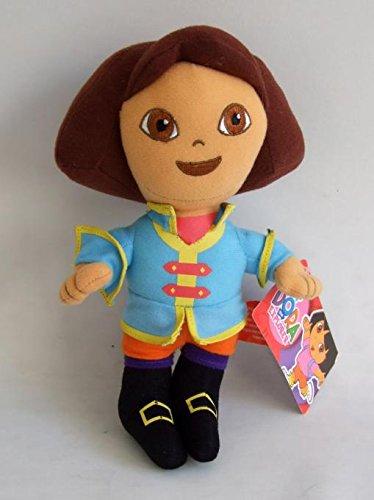 Peluche Dora la Exploradora. Dora, 20 cms