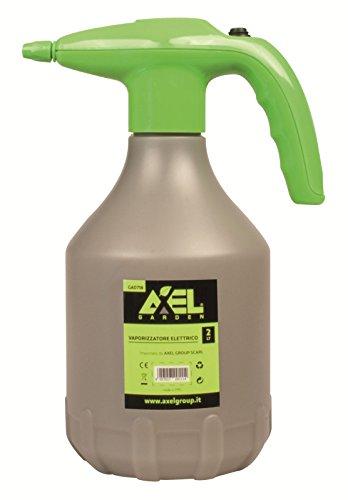 AXEL. Pompe à Pression à Batterie Lt. 2 Brumisateur Vaporisateur Pulvérisateur