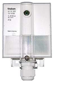 Theben 1319700 LUNA 131 DDC Capteur combiné avec signal de sortie analogique