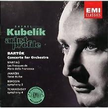 Artist Profile (Bartok; Borodine; Brahms; Janacek; Martinu; Tchaikovsky)