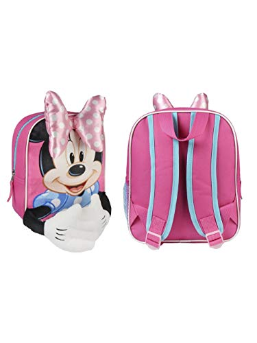 Minnie Mouse CD-21-2206 2018 Mochila Tipo Casual, 40 cm, 1 litro, Multicolor