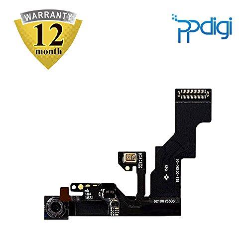 PPdigi Front Kamera Hörmuschel Flex Kabel für iPhone 6s Plus Original-Qualität Proximity Sensor Mikrofon (iPhone 6s Plus)