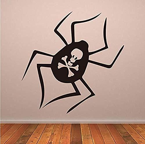 Wandaufkleber, S Wohnzimmer Halloween Home 57 * 57cm