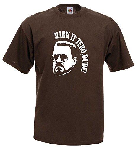 n T-Shirt The Big Lebowski WALTER (Jesus Big Lebowski)