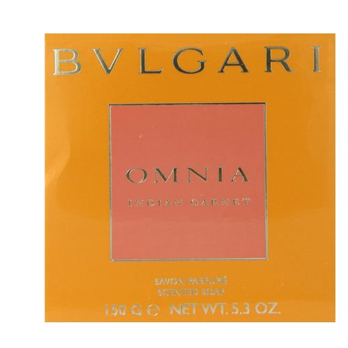 Bulgari Omnia Indian Garnet femme/woman, Seife 150 g, 1er Pack (1 x 150 g)