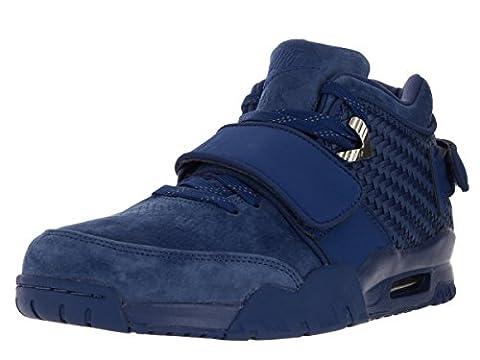 Nike Men's Air TR. V. Cruz Prm Football Boots, Azul / Rojo (Rush Blue / Rush Blue-Gym Red), 10