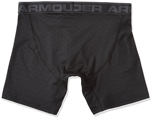 Under Armour – Maglietta originale Series ventilato Boxerjock Black