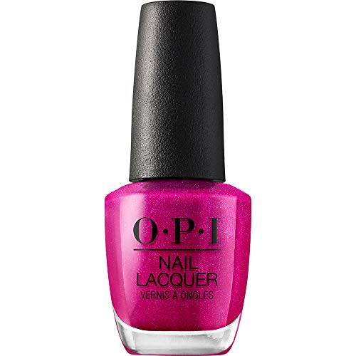 OPI Esmalte De Uñas Color Flashbulb Fucsia - 15 ml