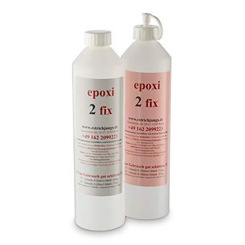 epoxi 2 fix, Epoxidharz, Rissharz, Giessharz 500g -