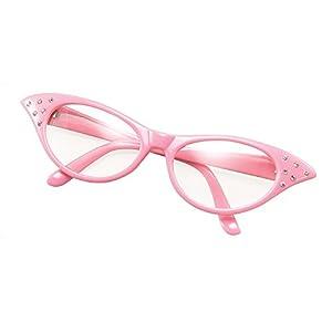 Bristol BA142P - Gafas de estilo femenino para mujer (talla única), color rosa