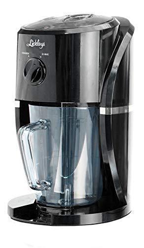 Lickleys Schnee Konus Eis Rasierer / Eisgetränk Hersteller Macht Home Eis Getränke, Schnee Kegel, Slurpees, (Schwarz Maschine)