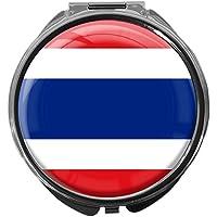 Pillendose/rund/Modell Leony/FLAGGE THAILAND preisvergleich bei billige-tabletten.eu