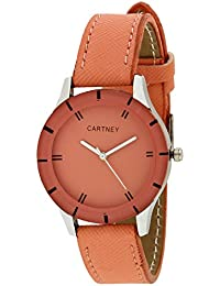 Cartney Analogue Wrist Watch For Girls and Women - CTY031090
