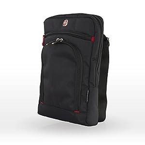 41xjvdC6tkL. SS300  - Wenger Status 10 Vertical Notebook Case, 60640 (Vertical Notebook Case New Wenger Logo)