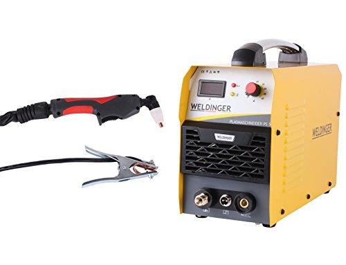 WELDINGER Plasmaschneider PS 52 Plasmaschneidgerät 40A bis 14mm