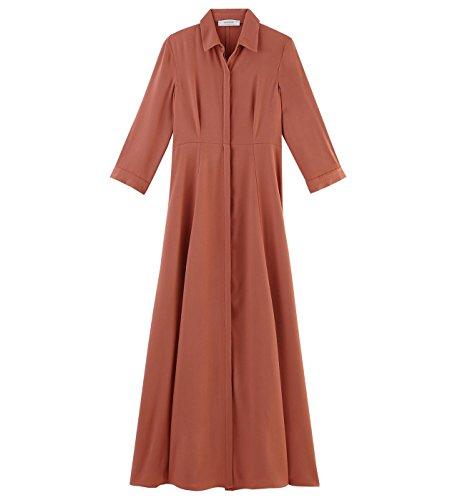 Promod Longue robe Femme Rose