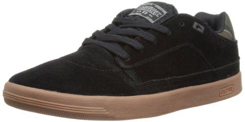 Globe The Delta,-Schuhe Skate Herren, Schwarz - Noir (Black/Camo 10180) - Größe: 40 -