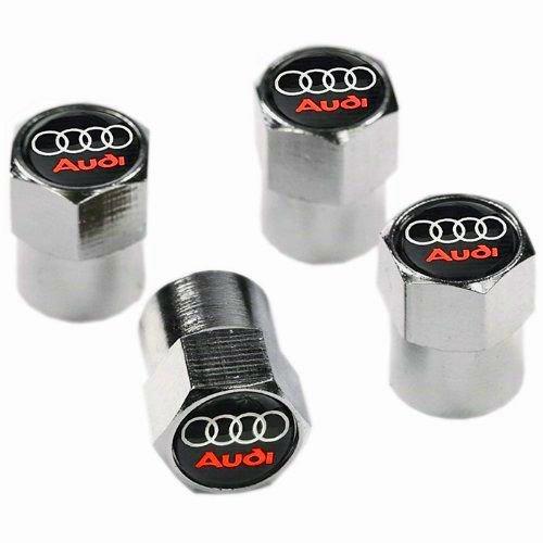 VC09 tappo antipolvere valvole pneumatici auto tappo in metallo cromato,
