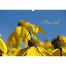 Minis Golf (Wandkalender 2018 DIN A3 quer): Miniaturfiguren beim Golf (Monatskalender, 14 Seiten ) (CALVENDO Spass) [Kalender] [Apr 15, 2017] Schopp, Ulrike