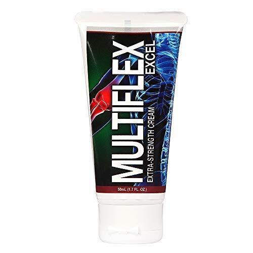 Multiflex en Crema ayuda a aliviar el dolor en articulaciones y músculos....