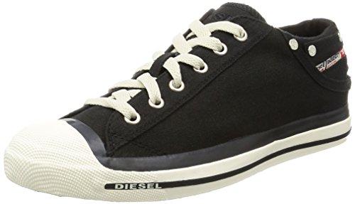 Diesel Exposure, Herren Sneaker Black