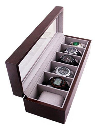 solid-espresso-wood-watch-box-organizer-with-glass-display-top-by-case-elegance