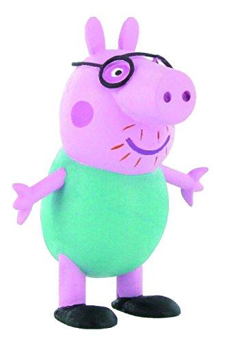 Peppa Pig - SGM99682 - Figura Papa Peppa Pig 36m+