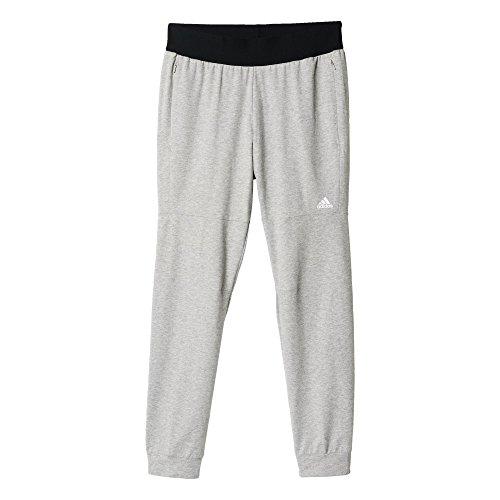Adidas pour femme Tappered Pantalon long Gris
