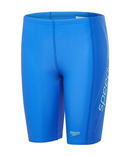 Speedo Jungen Sports Logo Panel Jammer Swimwear Test