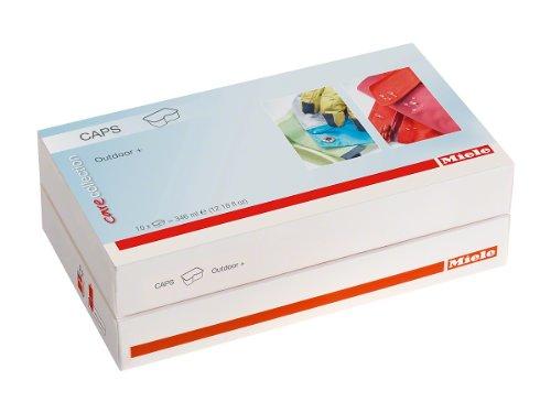 Miele 9606190 Waschmaschinenzubehör / Waschmittel in Caps / Perfekt zur Reinigung und Imprägnierung hochwertiger Outdoortextilien