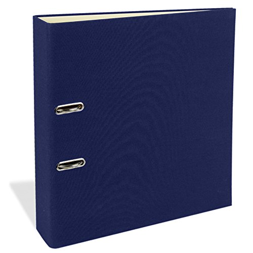 ring-binder-7-cm-linen-marine-new-water-repellent-linen-organizing-your-home-or-office-quality-made-