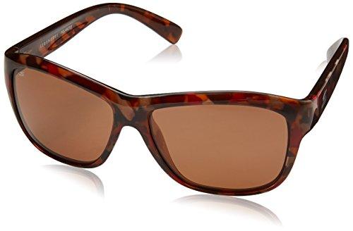 Serengeti Eyewear Sonnenbrille Gabriela, Shiny Red Tortoise, M, 7947