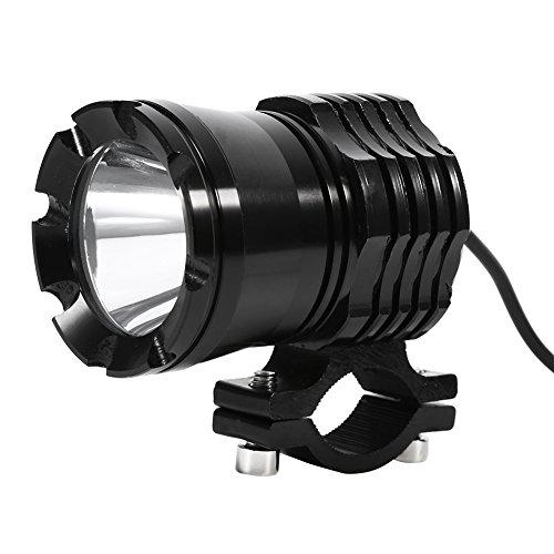 VGEBY Motorrad LED Scheinwerfer Spotlicht 30W Weiß LED Fahren Licht Indicator Glühbirne