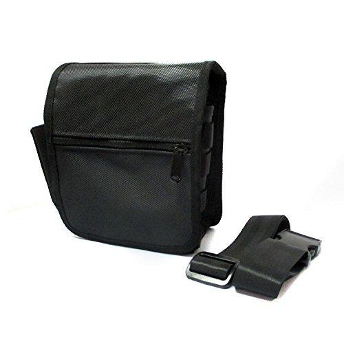 KEESIN Tough Duty Universal Walkie Talkie Toolkit Taille Tasche / Single-Schulter Tasche mit Zwei-Wege-Radio Halter / Halter / Carry Case / Pouch Molle