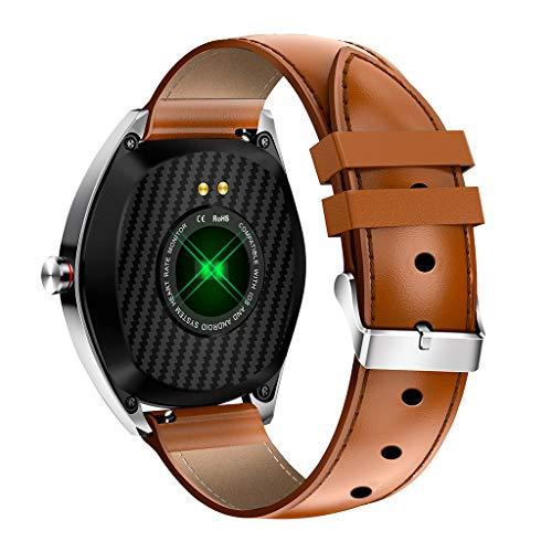 Altsommer K7 Herzfrequenz Fitness Tracker - Aktivitäts Tracker mit Schrittzähler Wasserdichte SmartWatch mit Herzfrequenz Monitor - Fit Watch Sleep Monitor Schrittzähler für Android & iPhone