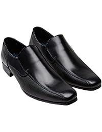 Mobilsedward Oldbrush 11900/11951 Noir - Pantoufles Maison Homme, Couleur Noir, Taille 47,5 Eu