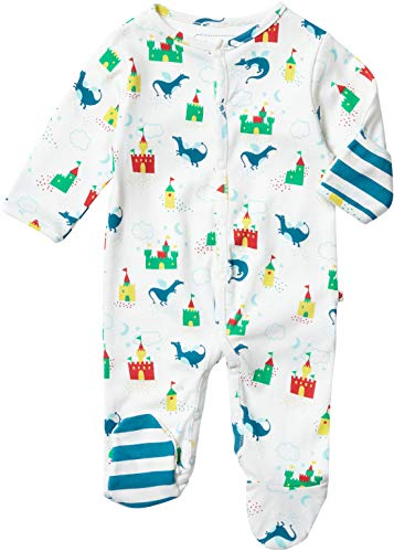 Piccalilly Magic Dragon Sleepsuit 6-12 Months