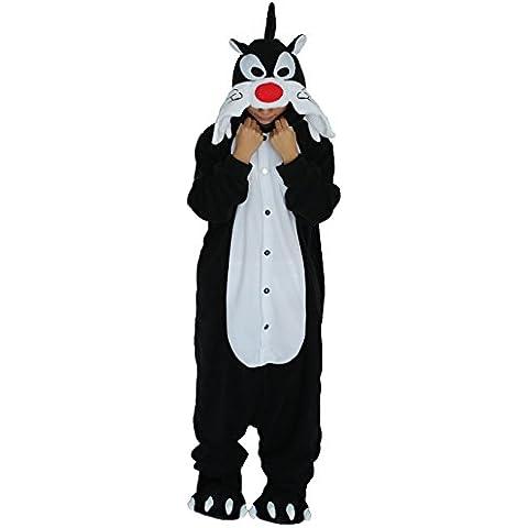 Rhh Adulto Unisex Mamelucos Kigurumi Pijamas Animal Trajes De Cosplay De Dibujos Animados Ropa De