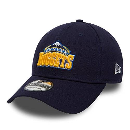 New Era 39Thirty Stretch Cap - NBA Denver Nuggets - S/M