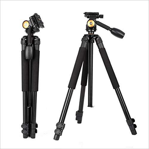 LMM Kompaktes und tragbares Stativ für Makroaufnahmen, Unterstützung von 360 ° -Aufnahmen, umgedrehte Aufnahme der Mittelachse, Reflexspeicher für die meisten Kameras