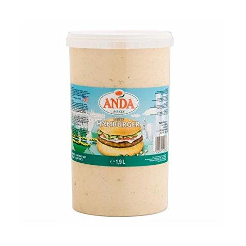 Anda - Sauce Hamburger 1.9 L