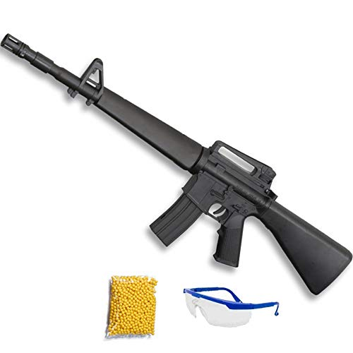 223-A1 CYMA Mini - Pistola de Airsoft Calibre 6mm (Arma Aire Suave...