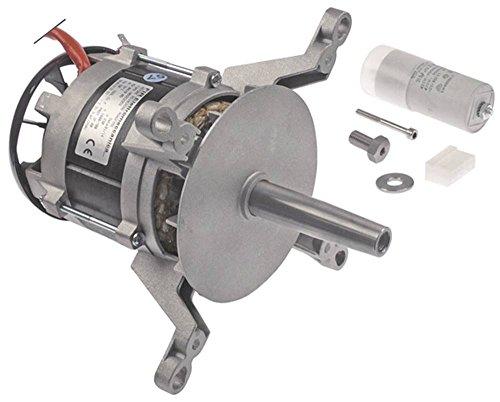 Lüftermotor 230V 50Hz Geschwindigkeiten 2 0,05/0,4kW 1 -phasig L1 190mm L2 45mm L3 48mm 700/1400U/min
